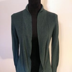 A new day green shrug size M